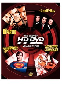 The Best of HD DVD, Volume Three (Blazing Saddles / The Departed / GoodFellas / Superman - The Movie)