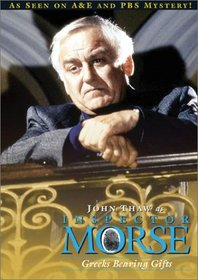 Inspector Morse - Greeks Bearing Gifts