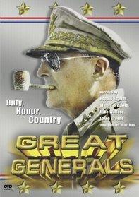 Great Generals, Vol. 1
