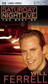 Saturday Night Live - The Best of Will Ferrell [UMD for PSP]