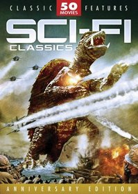 SciFi Classics 50 Movie Pack Collection
