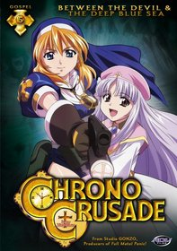 Chrono Crusade - Between the Devil and the Deep Blue Sea (Vol. 5)