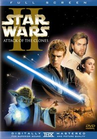 Star Wars - Episode II, Attack of the Clones (Full Screen Edition)