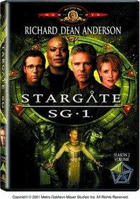 Stargate SG-1 Season 2, Vol. 1