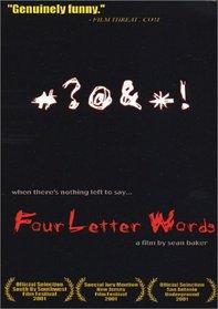 Four Letter Words