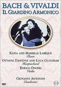 Bach & Vivaldi Concertos / Antonini, Katia & Marielle Labeque, Il Giardino Armonico
