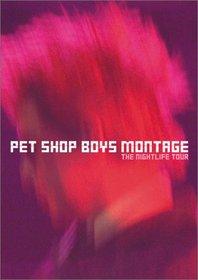 "Pet Shop Boys - Montage (The ""Nightlife"" Tour)"