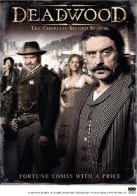 Deadwood - The Complete Second Season