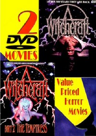 Witchcraft 1 & 2 (2pc)