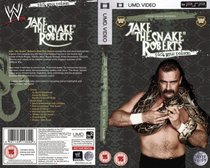 WWE: Jake the Snake Roberts: Pick Your Poison [UMD for PSP]