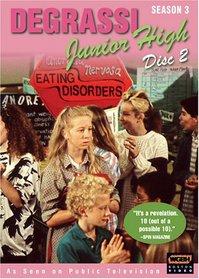 Degrassi Junior High: Season 3, Disc 2