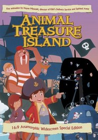 Animal Treasure Island