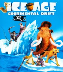 Ice Age Continental Drift (Blu-ray Only)