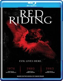 Red Riding Trilogy [Blu-ray]