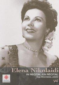 Elena Nikolaidi: In Recital