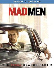 Mad Men: The Final Season, Part 2 [Blu-ray + Digital HD]