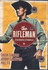 The Rifleman: 3 Classic Episodes(in B&w)