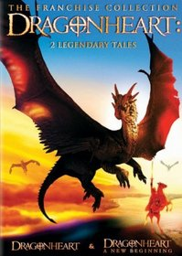 Dragonheart - 2 Legendary Tales Double Bill