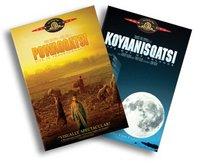 Koyaanisqatsi / Powaqqatsi (2 Pack)