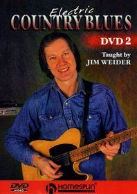DVD-Electric Country Blues Vol 2
