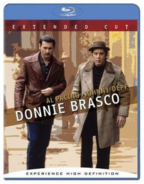 Donnie Brasco (Extended Cut) [Blu-ray]
