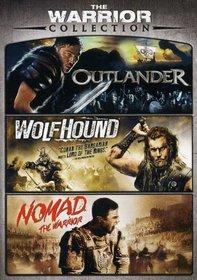 Warrior Triple Feature (Outlander/Wolfhound/Nomad)