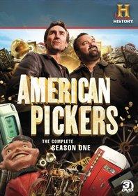 American Pickers: The Complete Season 1