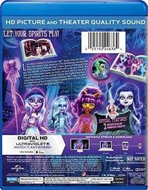 Monster High: Haunted [Blu-ray]