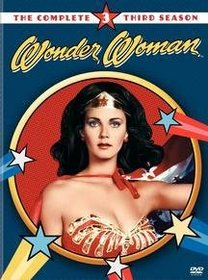 Wonder Woman - The Complete Third Season