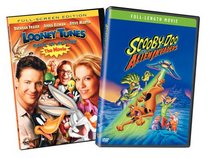 Looney Tunes: Back in Action - The Movie/Scooby Doo and the Alien Invaders