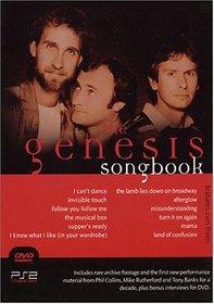 Genesis - The Genesis Songbook