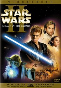 Star Wars - Episode II, Attack of the Clones (Widescreen Edition)