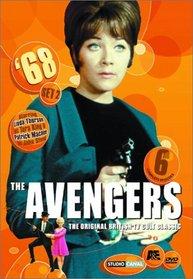 The Avengers '68 Set 2