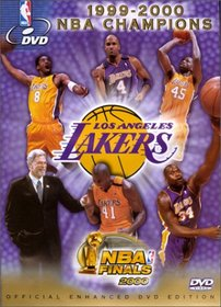 Los Angeles Lakers 1999-2000 NBA Champions