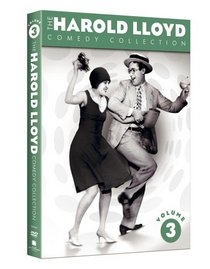 The Harold Lloyd Comedy Collection Vol. 3