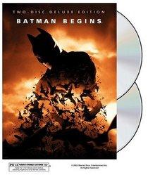 Batman Begins (Two-Disc Deluxe Edition)