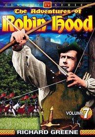 The Adventures of Robin Hood, Vol. 7