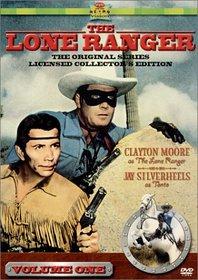The Lone Ranger - The Original Series, Vol. 1