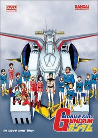 Mobile Suit Gundam, Vol. 5: In Love and War