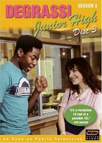 Degrassi Junior High: Season 3, Disc 3