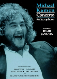 Michael Kamen Concerto For Saxophone