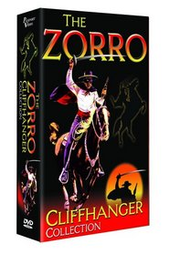 The Zorro Cliffhanger Collection
