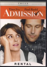 Admission (Dvd, 2013) Rental Excluive