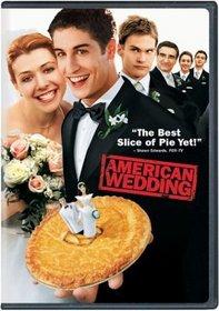 American Wedding (Widescreen Edition)