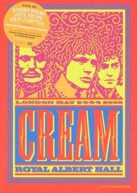Cream - Royal Albert Hall - London May 2-3-5-6 2005