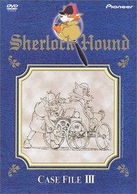 Sherlock Hound - Case File III