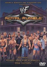 WWE - Royal Rumble 2001