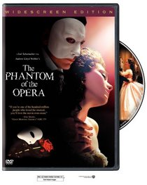 The Phantom of the Opera (Widescreen Edition)