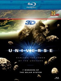 Universe: 7 Wonders of the Solar System [Blu-ray 3D]