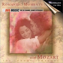 Romantic Moments With Mozart - London Symphony (DVD Audio)